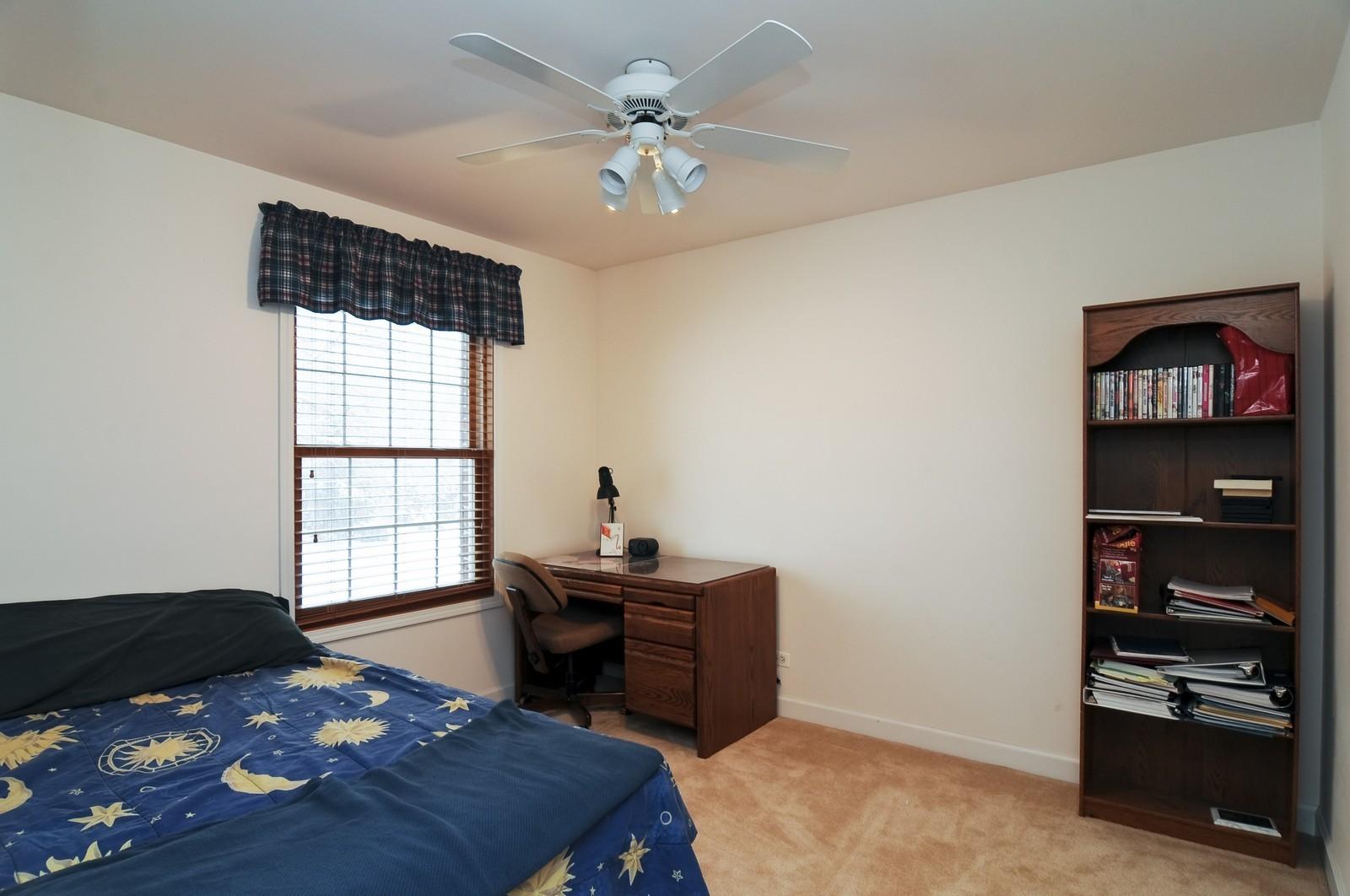 Real Estate Photography - 35100 N Shoreline Dr, Ingleside, IL, 60041 - 3rd Bedroom