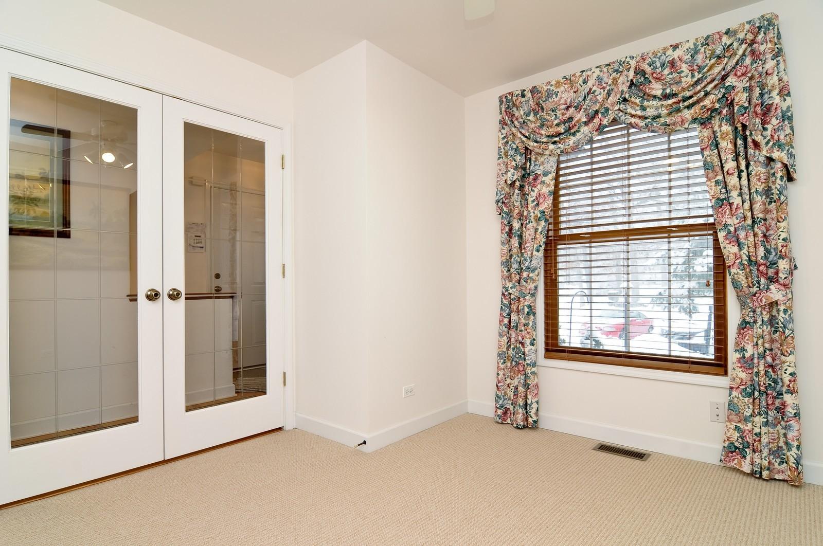 Real Estate Photography - 35100 N Shoreline Dr, Ingleside, IL, 60041 - Den