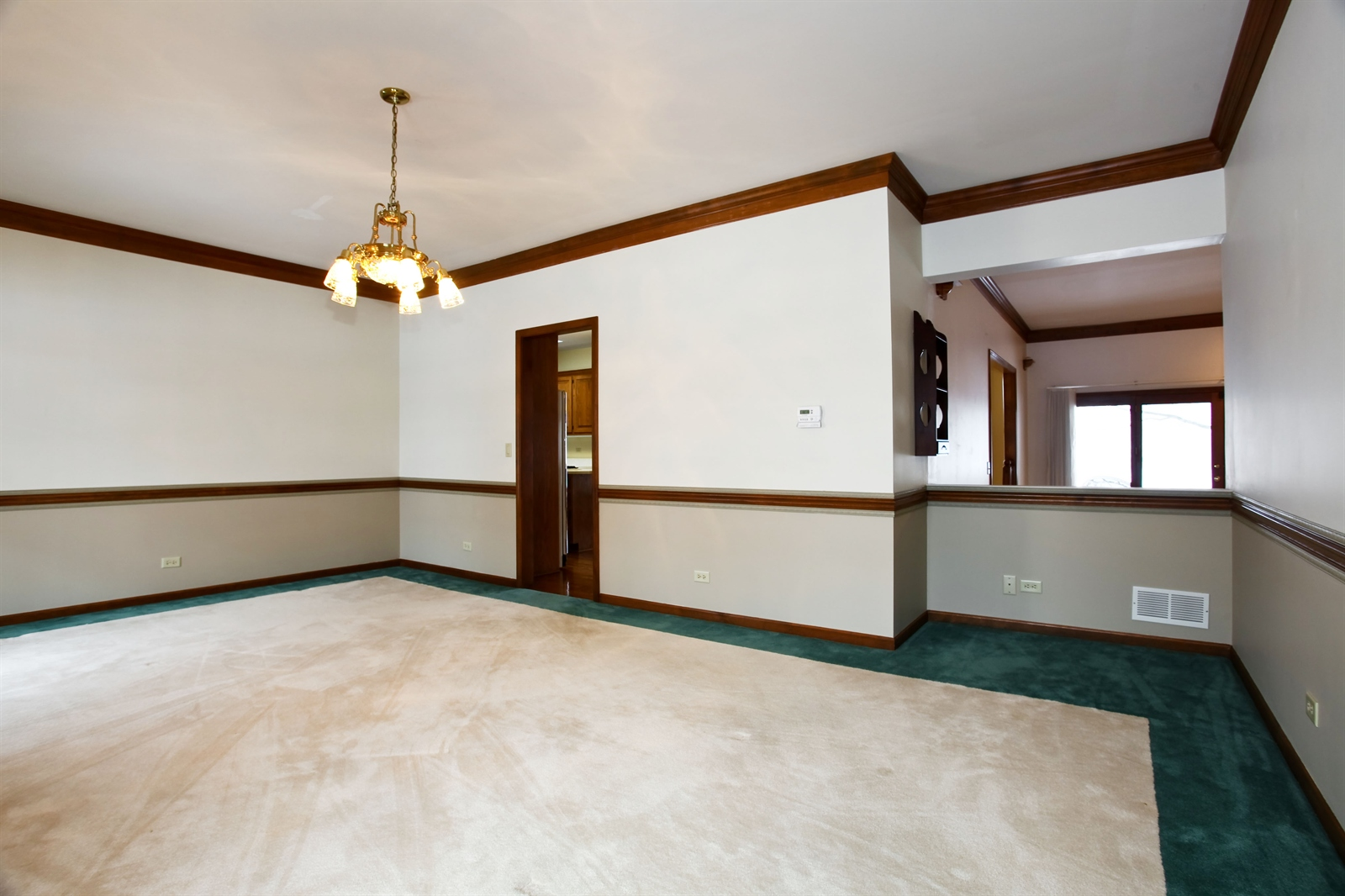Real Estate Photography - 1S720 Alsace Court, Winfield, IL, 60190 - Dining Room