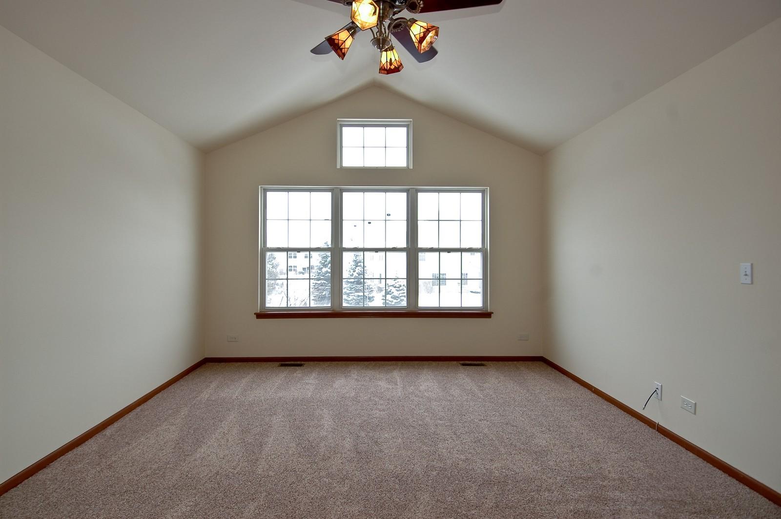Real Estate Photography - 3220 Renard Lane, Saint Charles, IL, 60175 - Master Bedroom