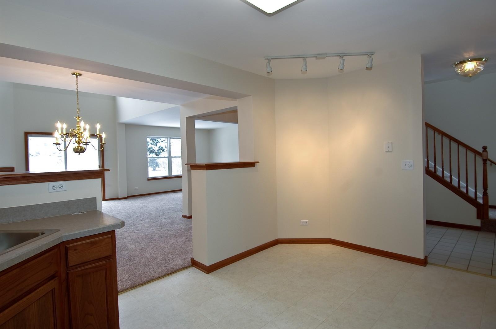 Real Estate Photography - 3220 Renard Lane, Saint Charles, IL, 60175 - Kitchen