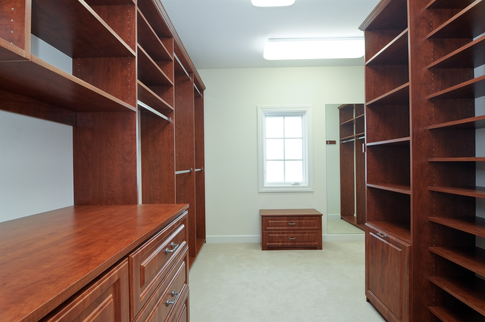 Real Estate Photography - 411 Caesar Dr, Barrington Hills, IL, 60010 - Master Bedroom Closet