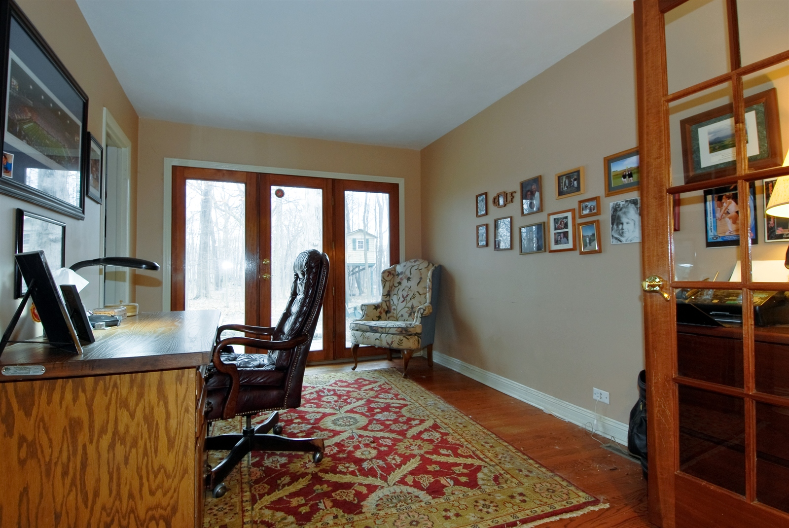 Real Estate Photography - 620 E Gartner Rd, Naperville, IL, 60540 - Office