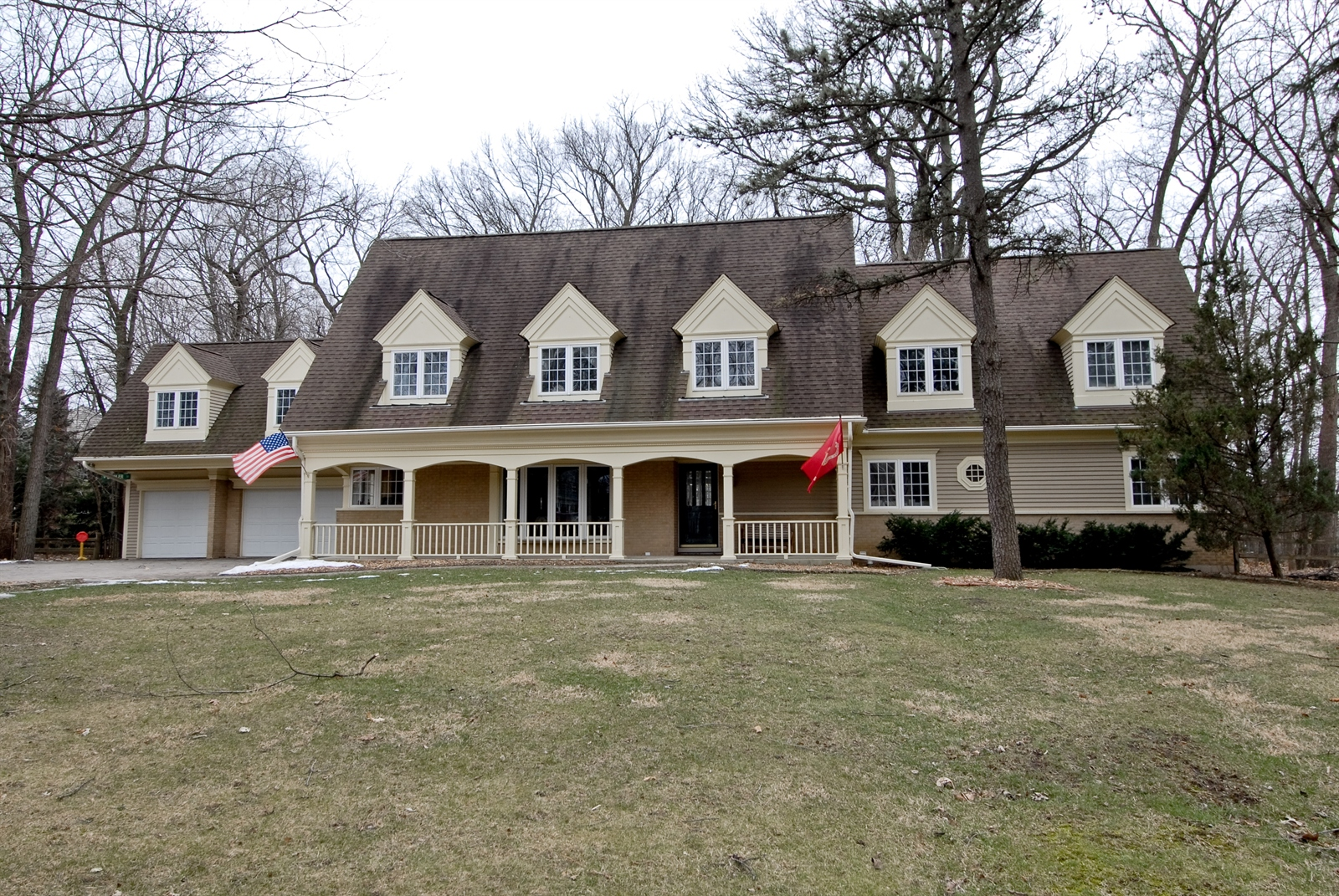 Real Estate Photography - 620 E Gartner Rd, Naperville, IL, 60540 - Front View