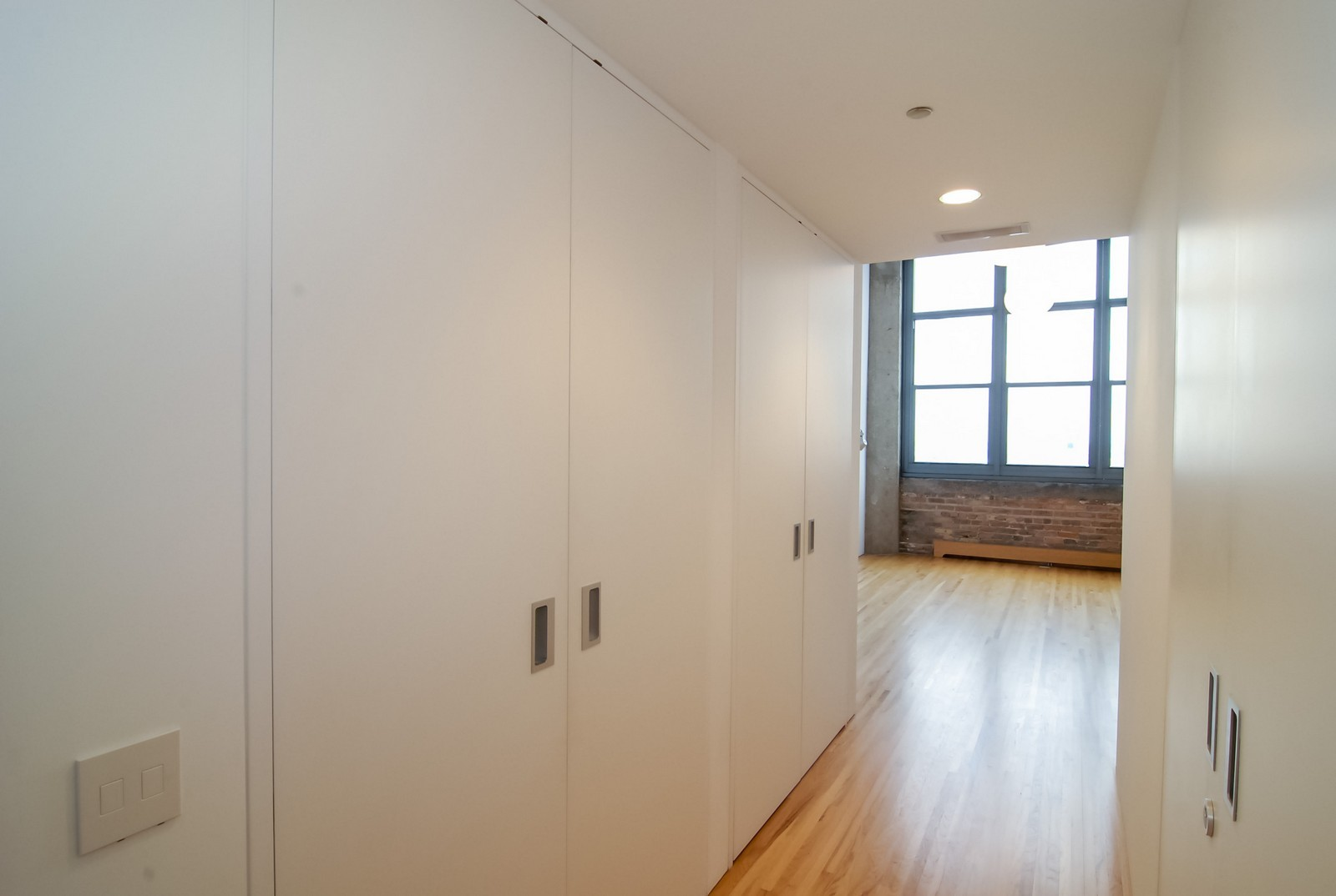 Real Estate Photography - 900 N Kingsbury St, Unit 950, Chicago, IL, 60654 - Closet