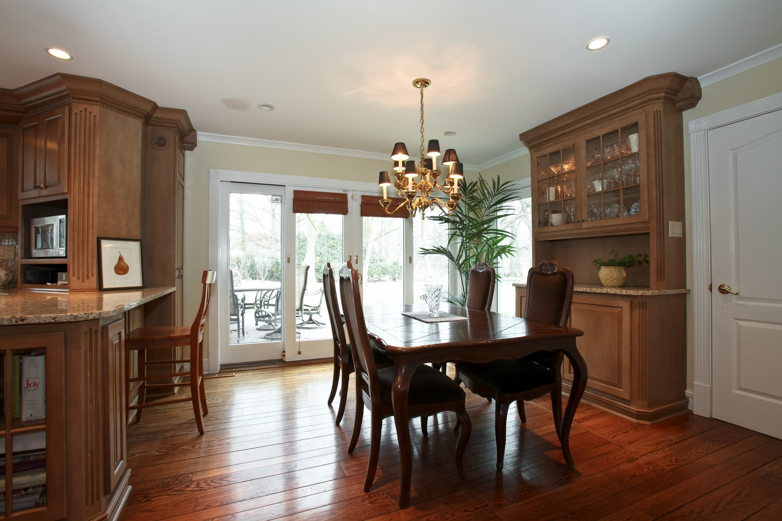 Real Estate Photography - 1 Strauss Lane, Olympia Fields, IL, 60461 - Kitchen / Breakfast Room