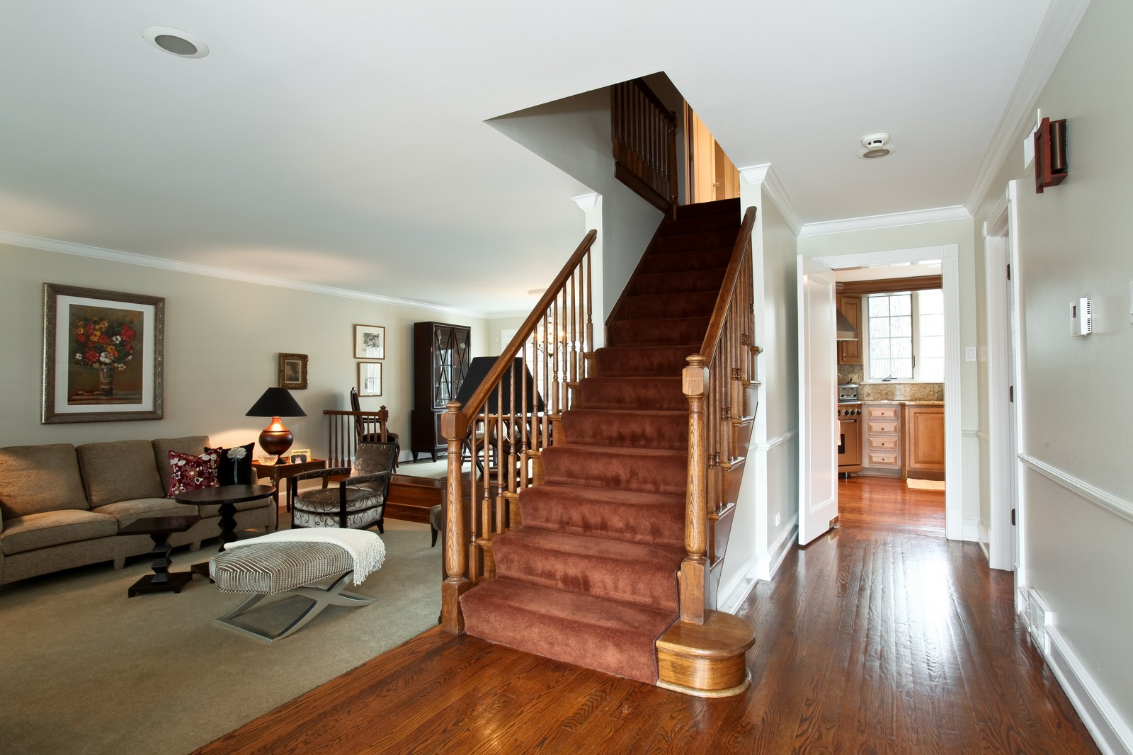 Real Estate Photography - 1 Strauss Lane, Olympia Fields, IL, 60461 - Foyer
