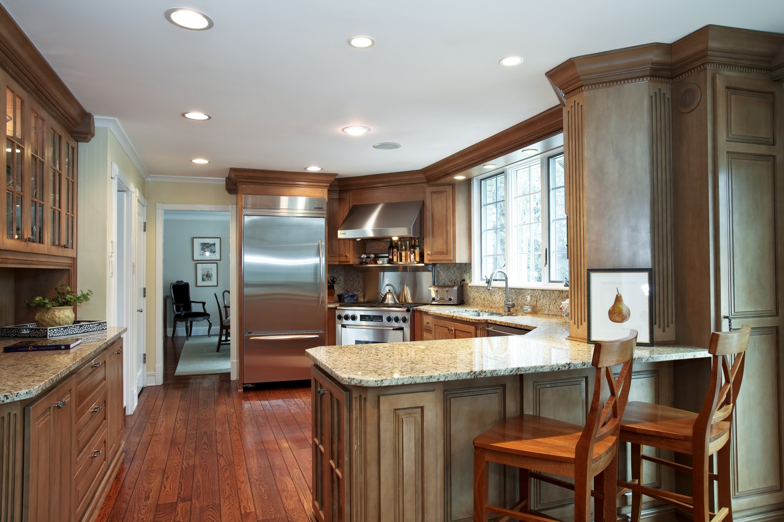 Real Estate Photography - 1 Strauss Lane, Olympia Fields, IL, 60461 - Kitchen