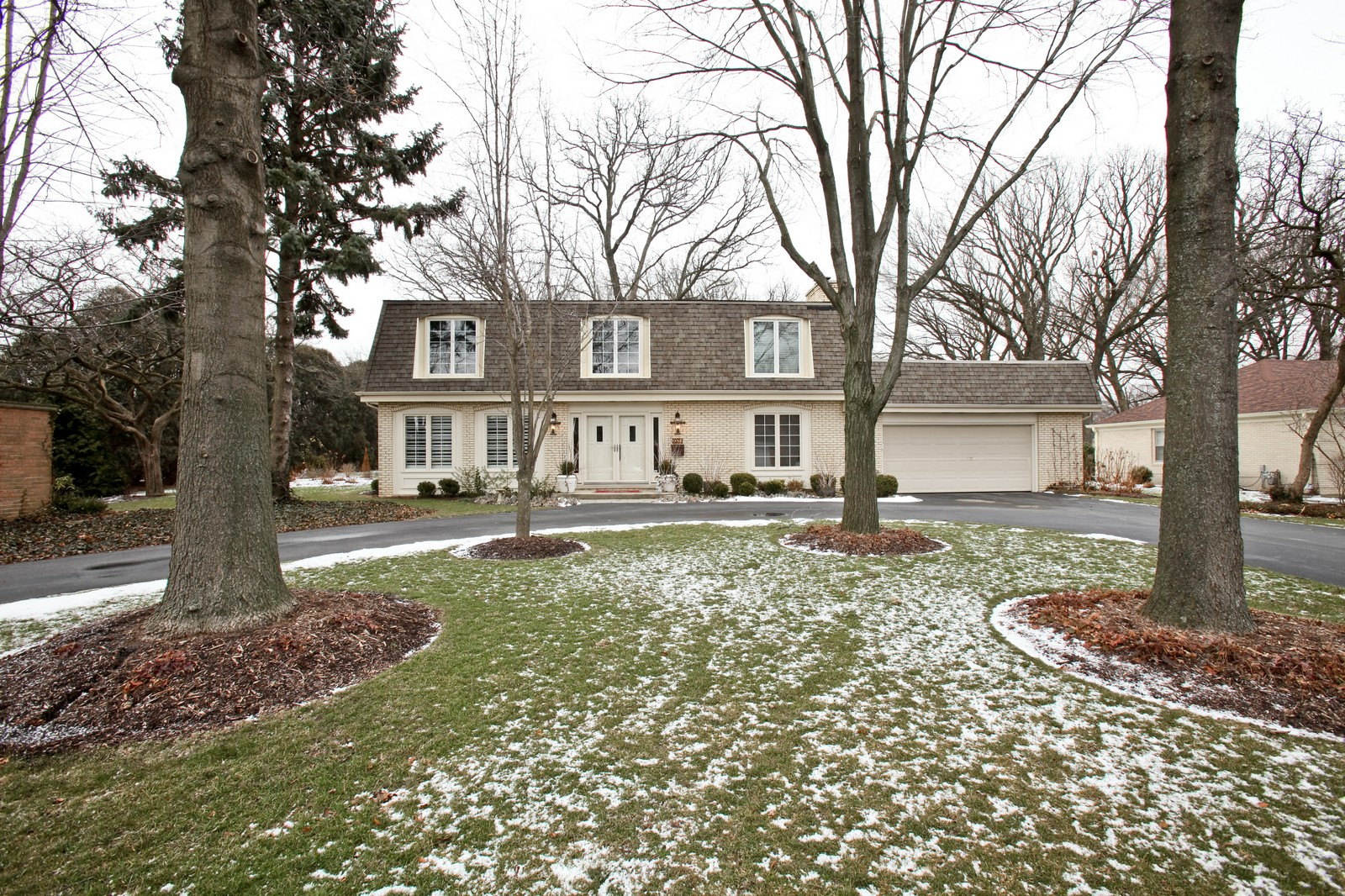 Real Estate Photography - 1 Strauss Lane, Olympia Fields, IL, 60461 - Front View