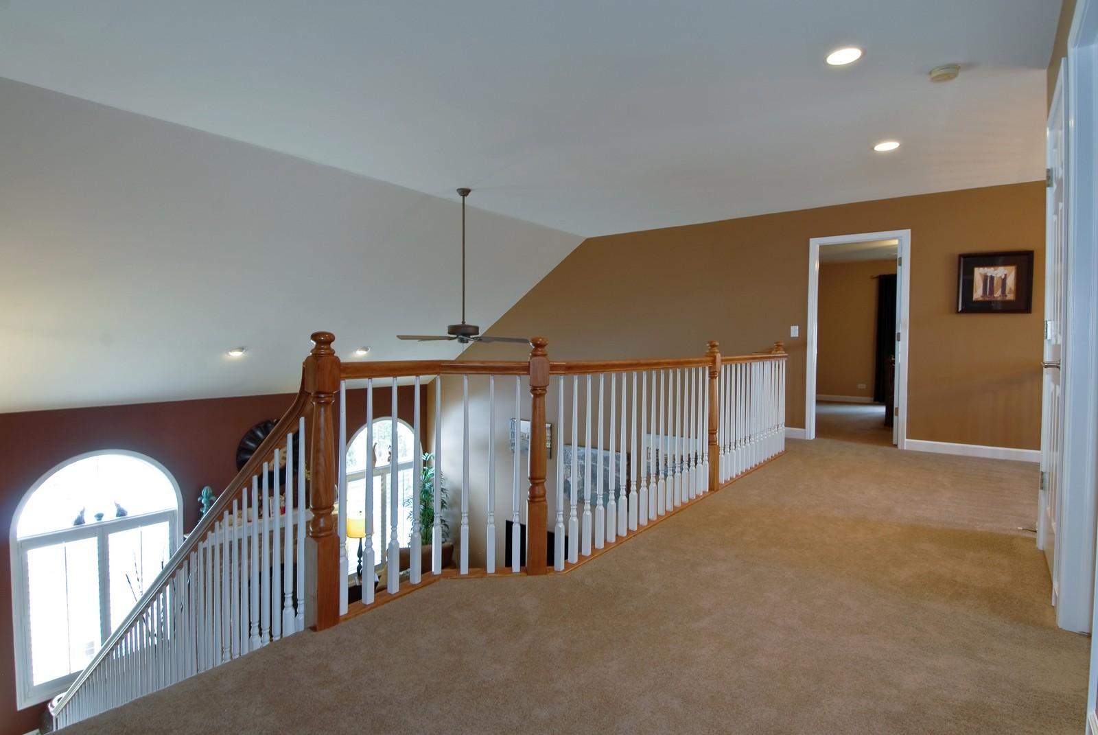 Real Estate Photography - 701 Ashton Ln, South Elgin, IL, 60177 - Hallway