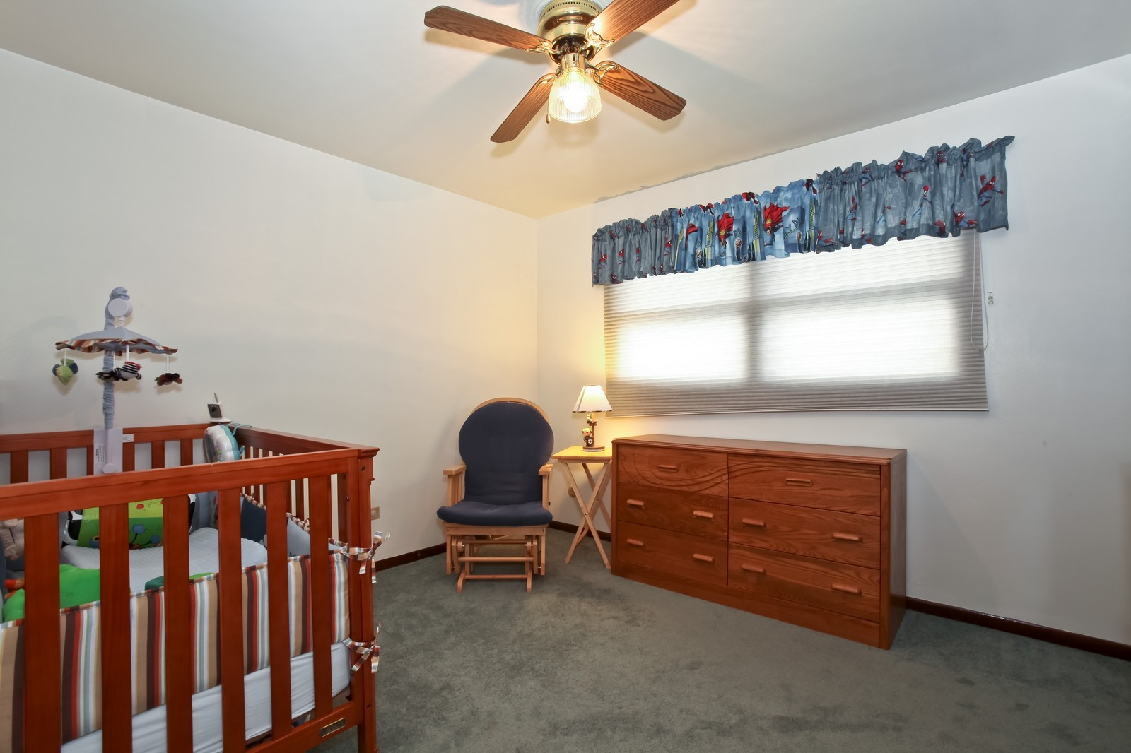 Real Estate Photography - 7609 W 173rd St, Tinley Park, IL, 60477 - 3rd Bedroom