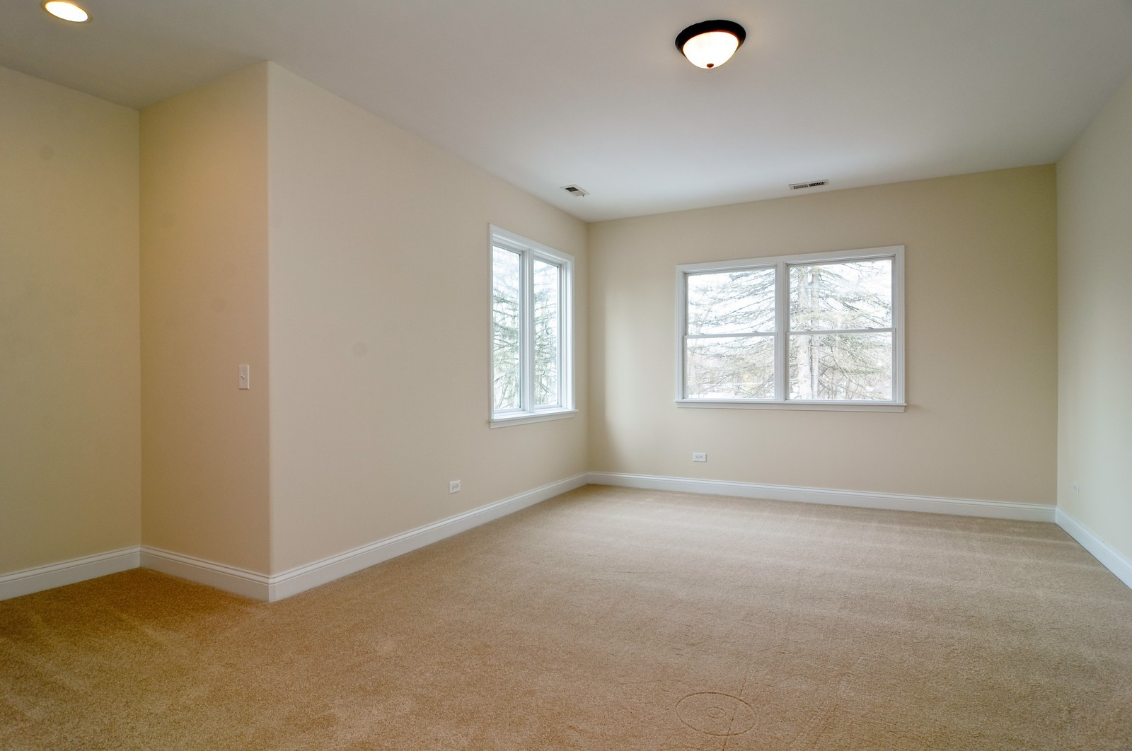 Real Estate Photography - 109 N River Rd, Fox River Grove, IL, 60021 - 2nd Bedroom