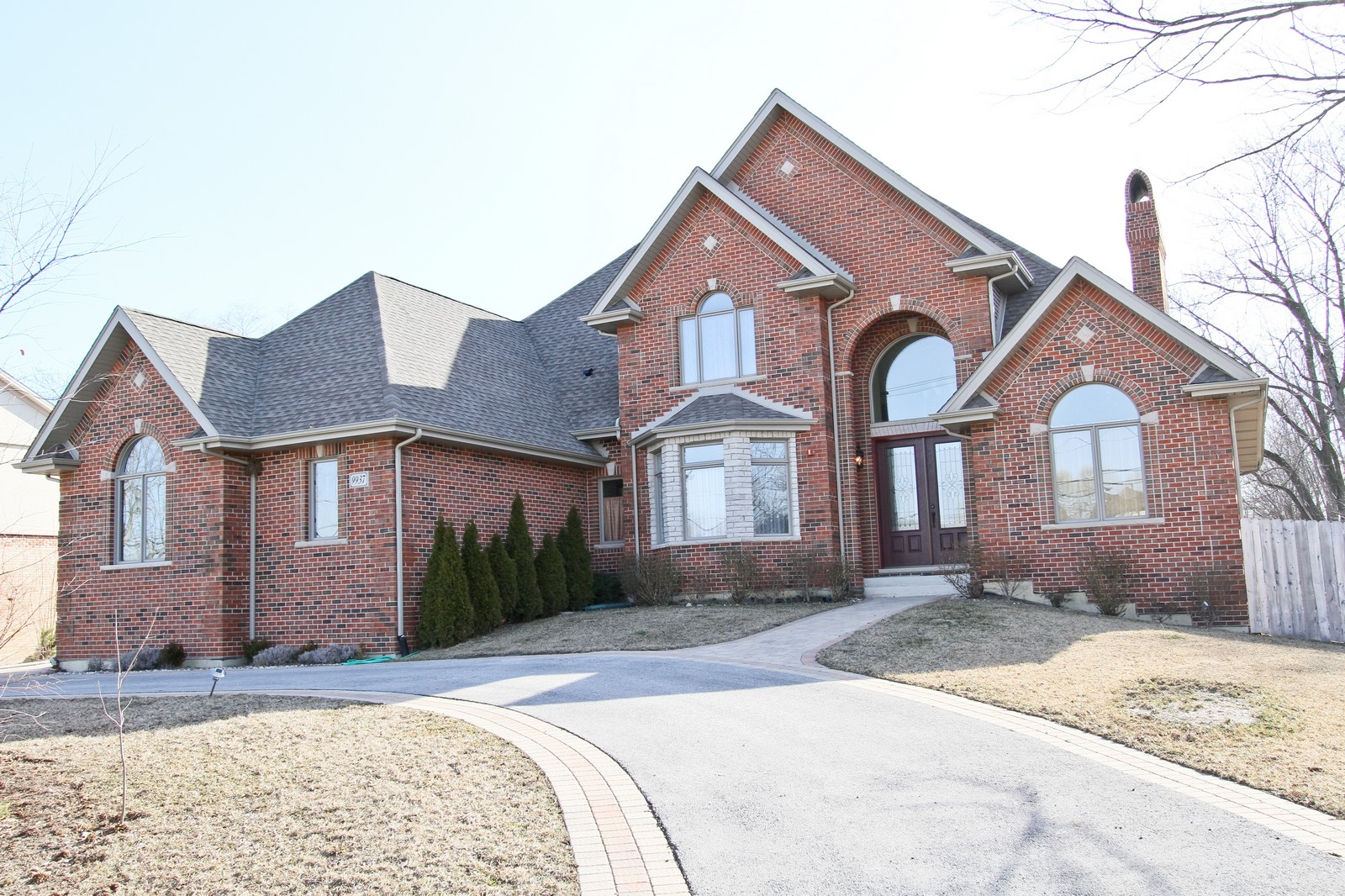 Real Estate Photography - 9937 88Th Ave, Palos Hills, IL, 60465 - Front View