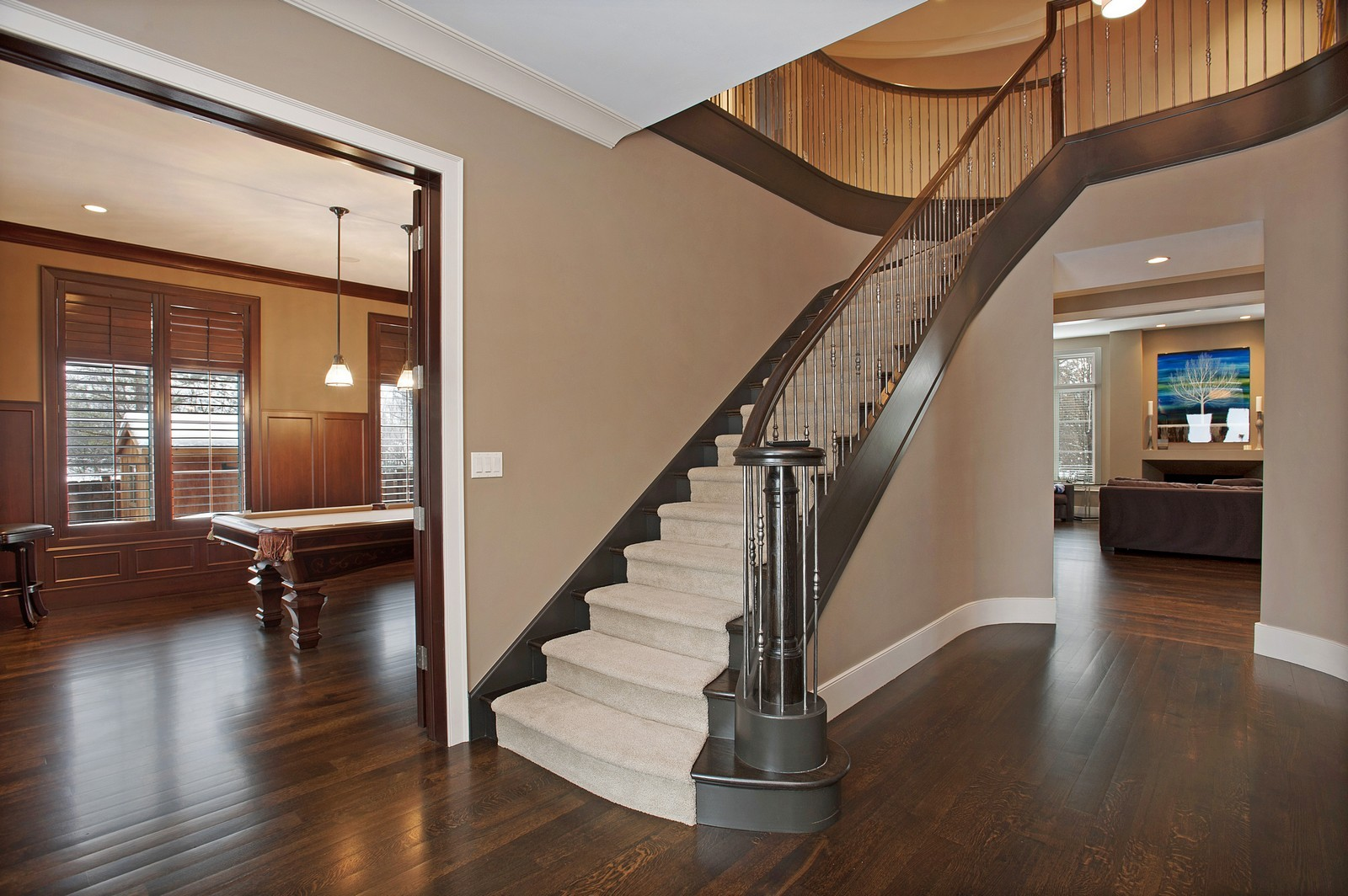 Real Estate Photography - 1715 Cloverdale Ave, Highland Park, IL, 60035 - Foyer