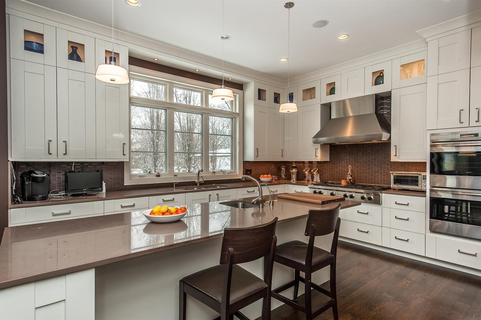 Real Estate Photography - 1715 Cloverdale Ave, Highland Park, IL, 60035 - Kitchen