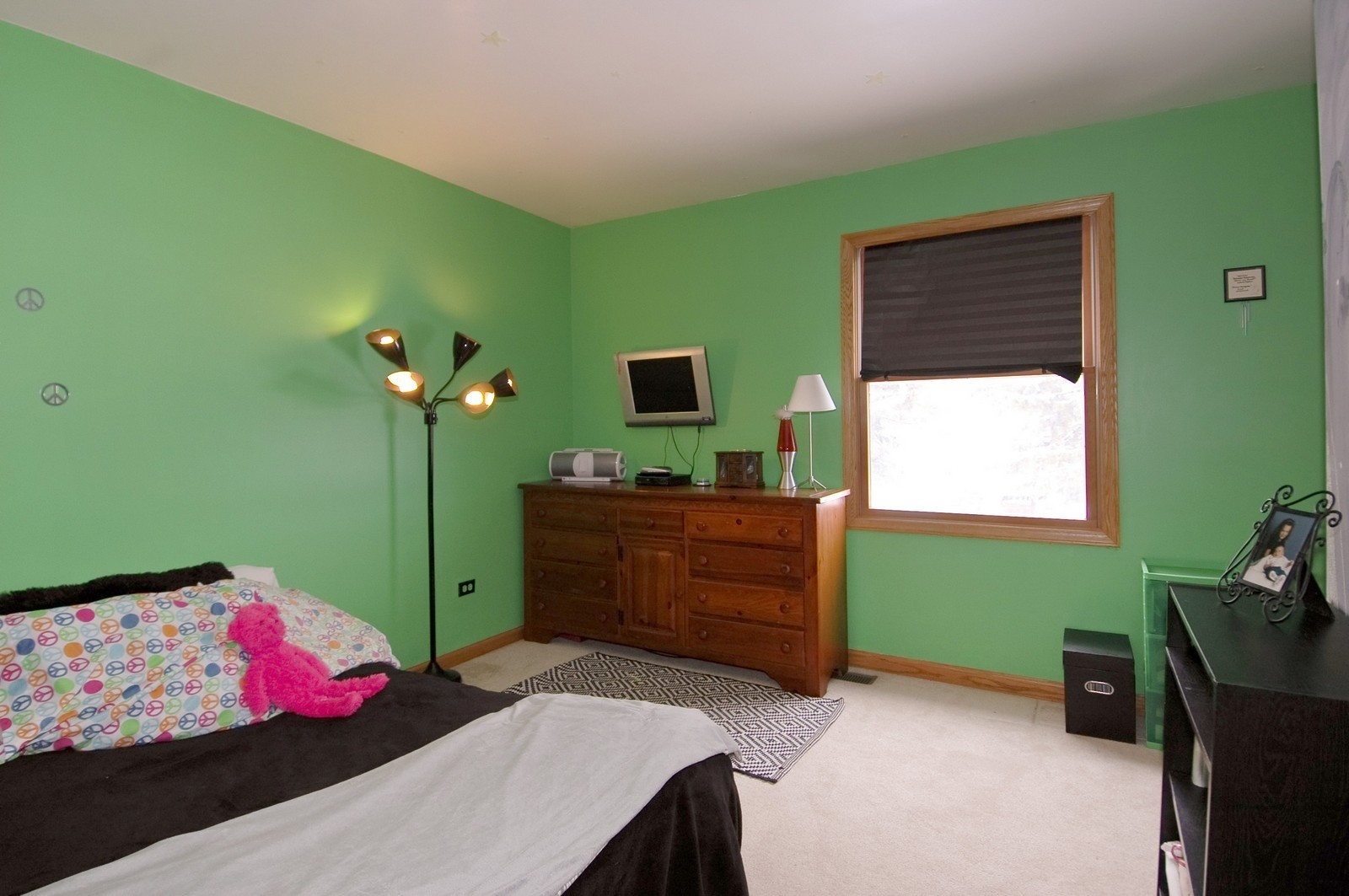 Real Estate Photography - 4603 Strong Rd, Crystal Lake, IL, 60014 - 2nd Bedroom