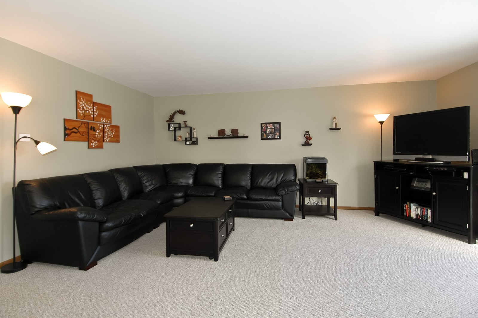 Real Estate Photography - 120 Springbrook Ct, McHenry, IL, 60050 - Living Room