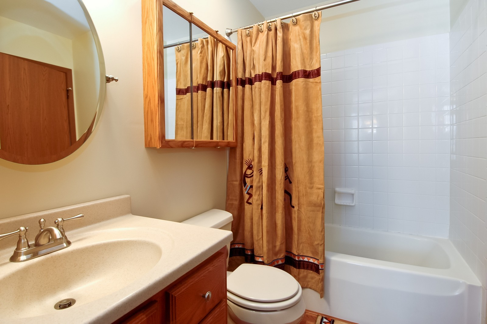 Real Estate Photography - 120 Springbrook Ct, McHenry, IL, 60050 - Master Bathroom