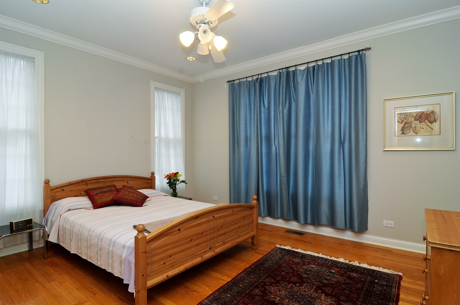Real Estate Photography - 1020 Oakland, Barrington, IL, 60010 - 5th Bedroom