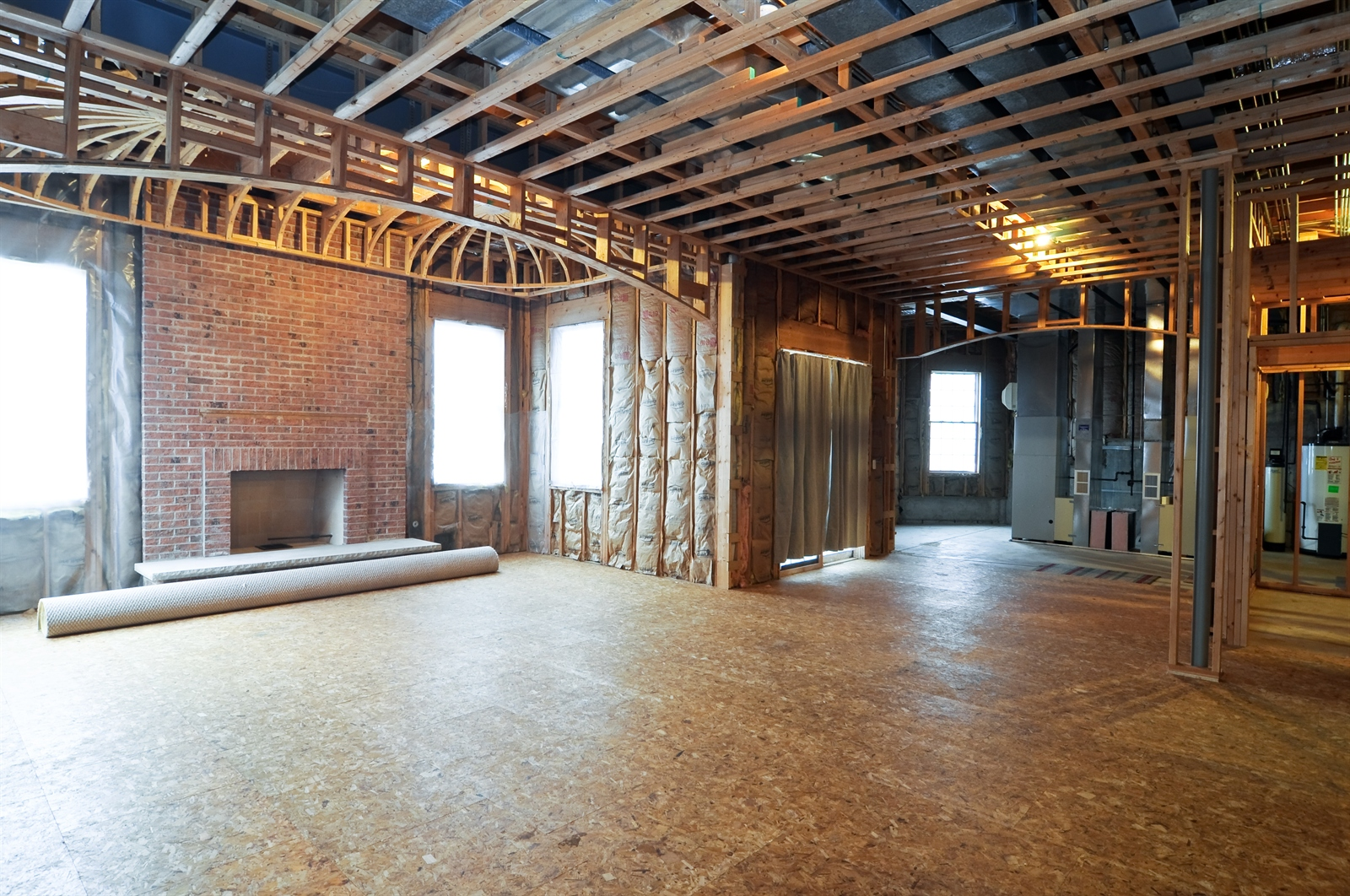 Real Estate Photography - 1020 Oakland, Barrington, IL, 60010 - Basement