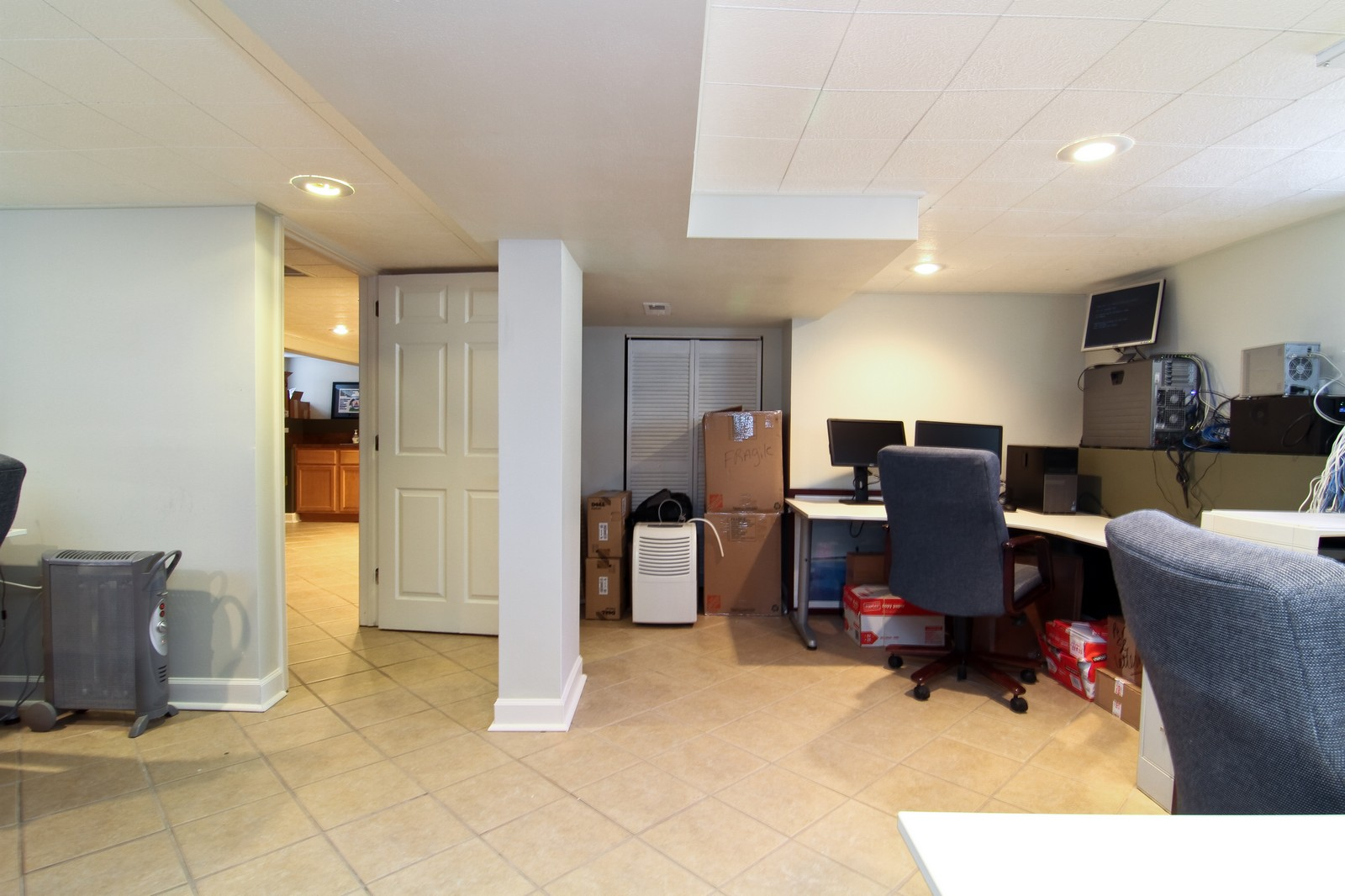 Real Estate Photography - 310 S Hale St, Wheaton, IL, 60187 - Location 2