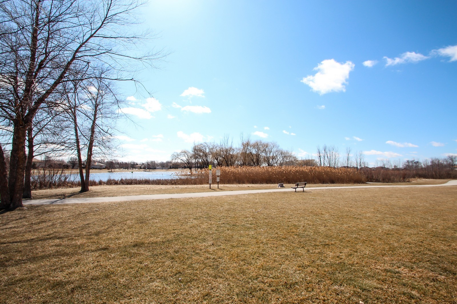Real Estate Photography - 16141 Haven Ave, Orland Hills, IL, 60487 - Back Yard