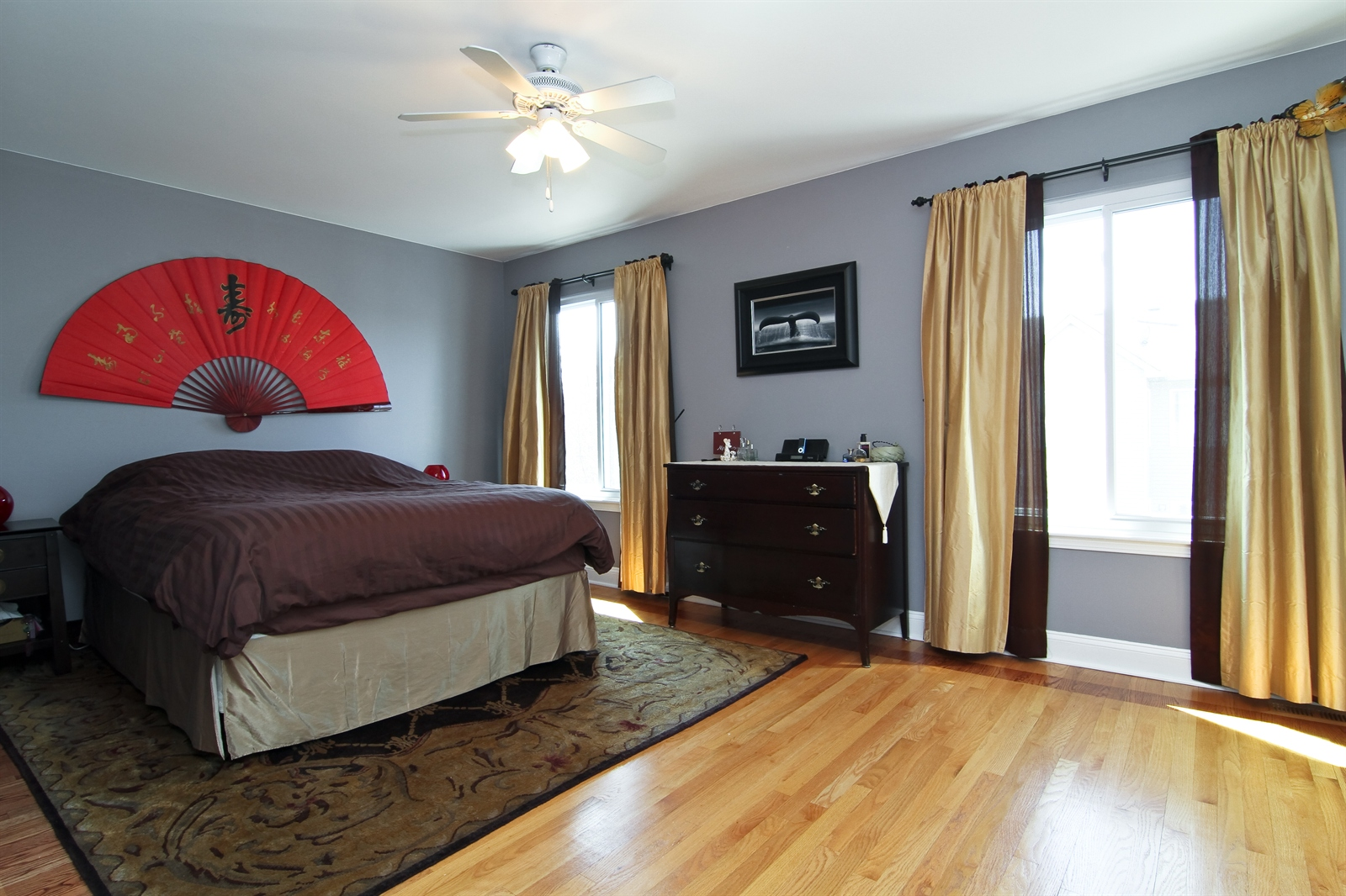 Real Estate Photography - 2765 Wodmere Dr, Darien, IL, 60561 - Master Bedroom