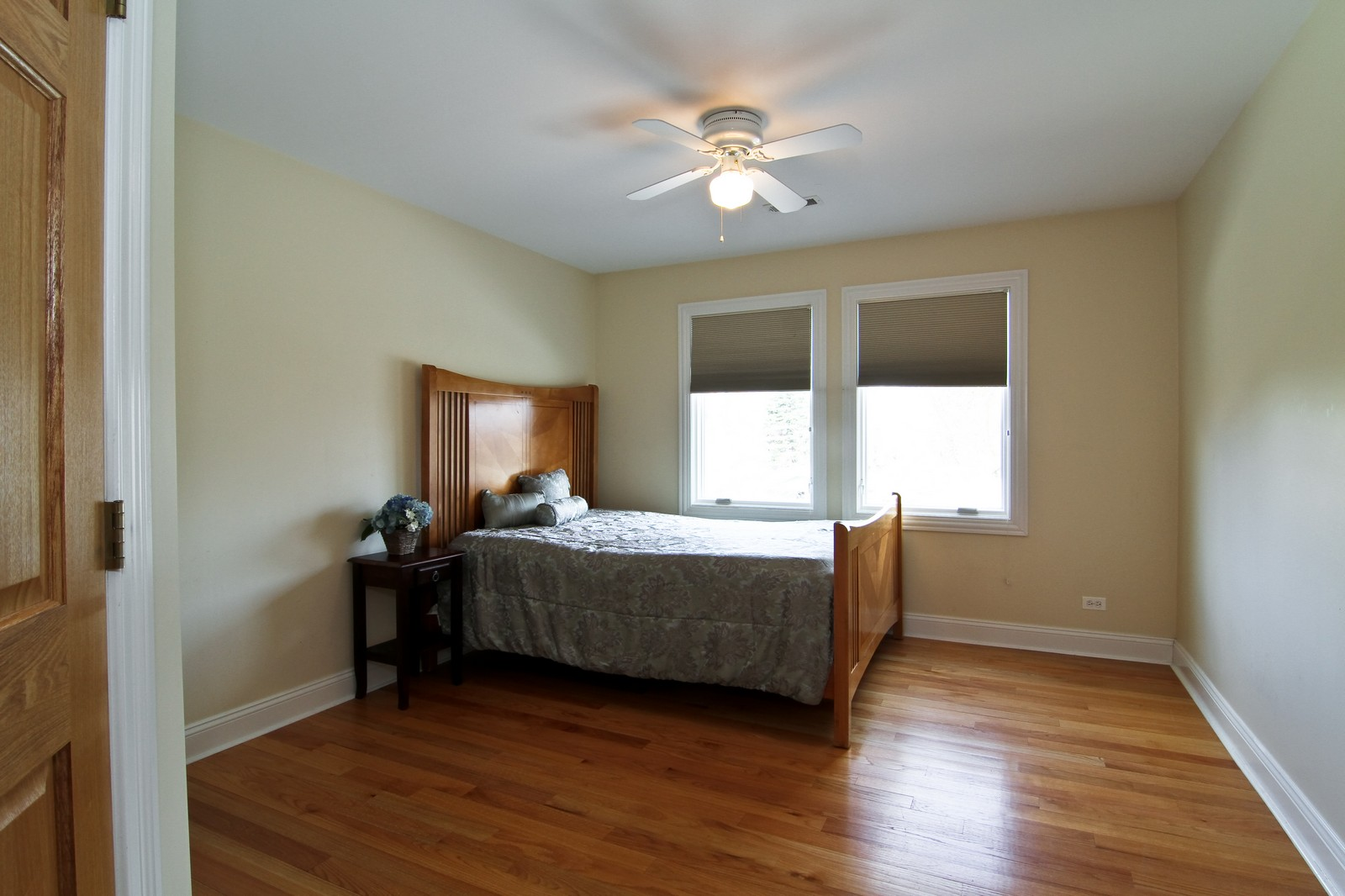 Real Estate Photography - 5626 Chase Ave, Downers Grove, IL, 60516 - 2nd Bedroom