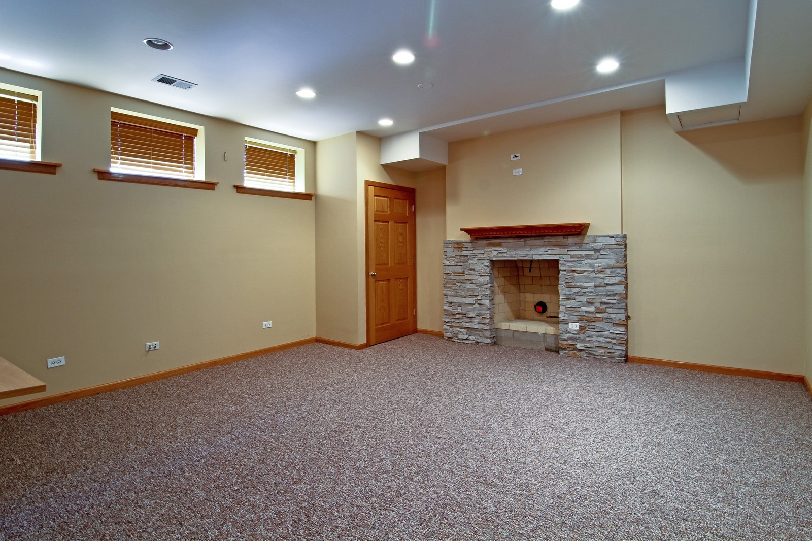 Real Estate Photography - 5626 Chase Ave, Downers Grove, IL, 60516 - Lower Level