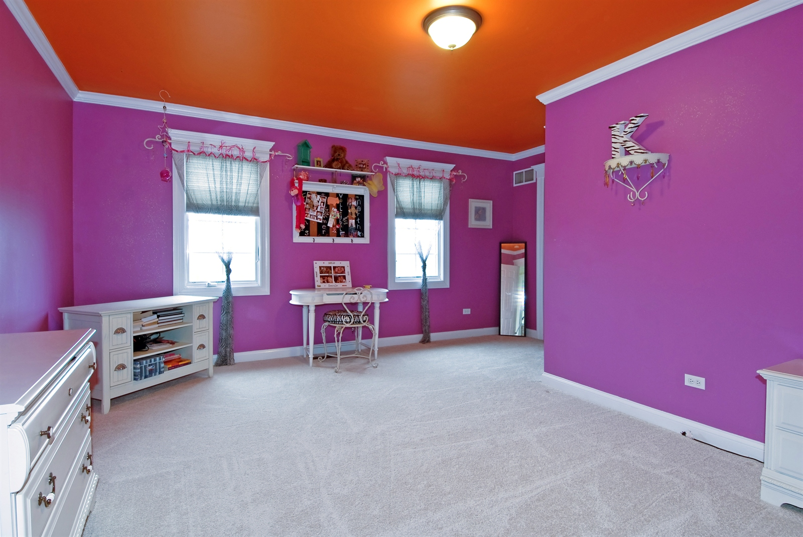 Real Estate Photography - 4N481 Samuel Clemens Dr, Saint Charles, IL, 60175 - 2nd Bedroom