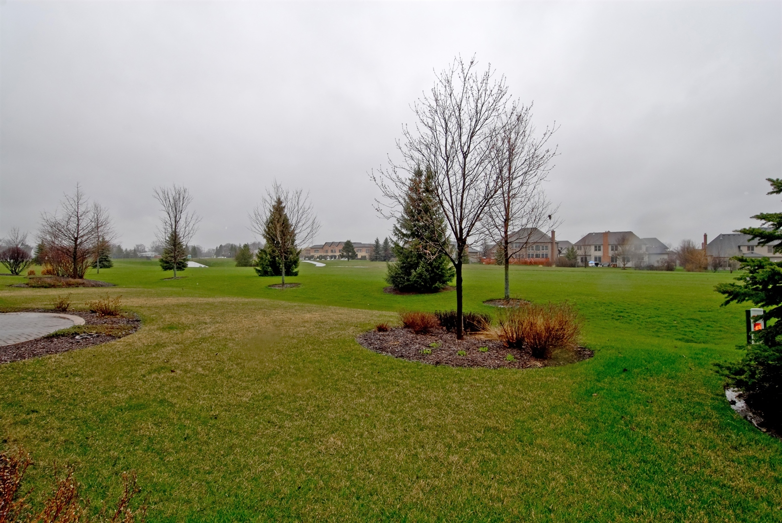Real Estate Photography - 4N481 Samuel Clemens Dr, Saint Charles, IL, 60175 - Back Yard