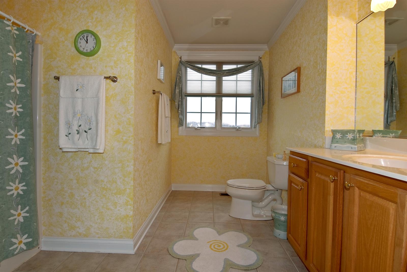 Real Estate Photography - 4N481 Samuel Clemens Dr, Saint Charles, IL, 60175 - Bathroom