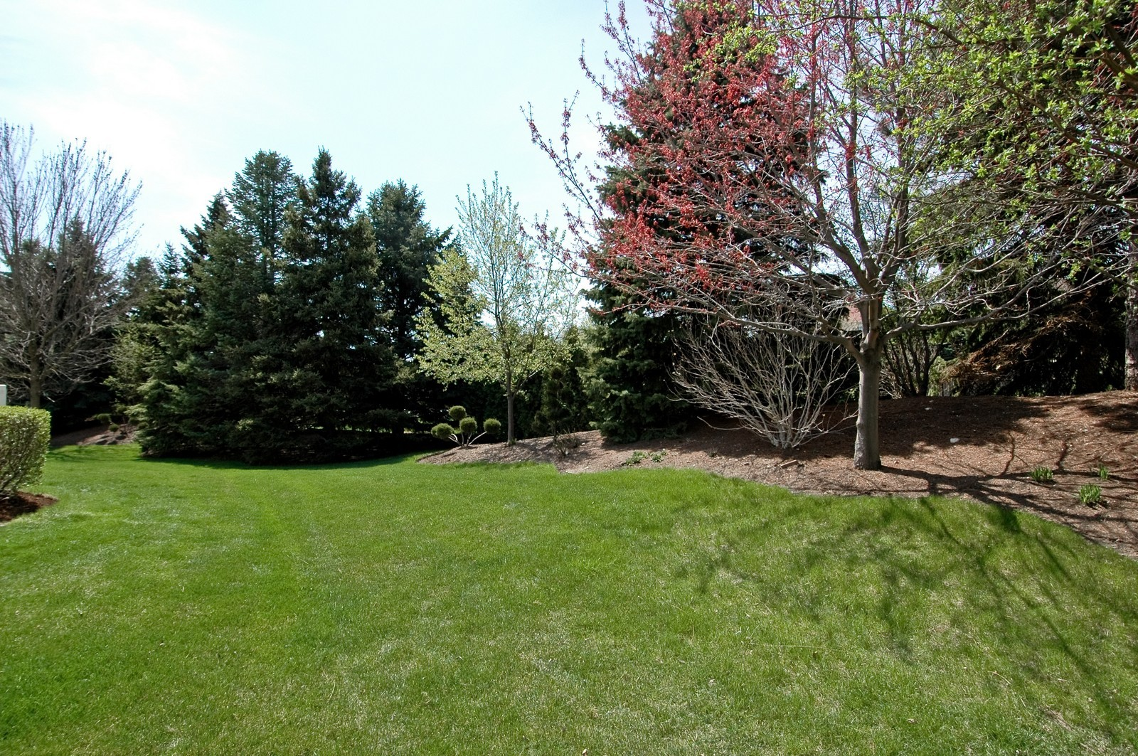 Real Estate Photography - 1001 Marble Ct, Lake in the Hills, IL, 60156 - Back Yard