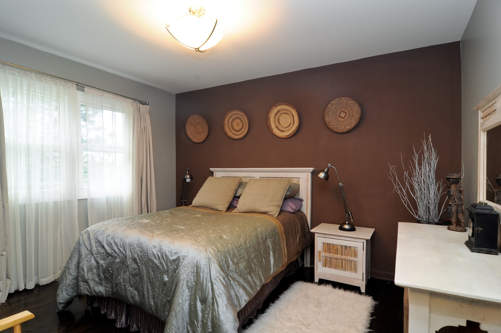 Real Estate Photography - 618 Hill St, Barrington, IL, 60010 - 4th Bedroom