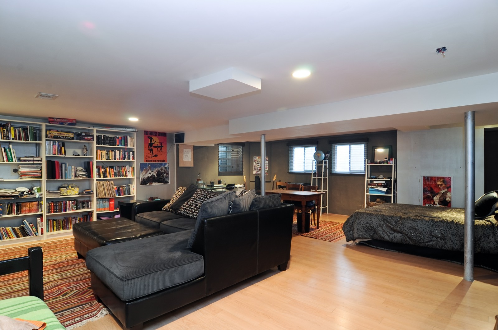 Real Estate Photography - 618 Hill St, Barrington, IL, 60010 - Lower Level