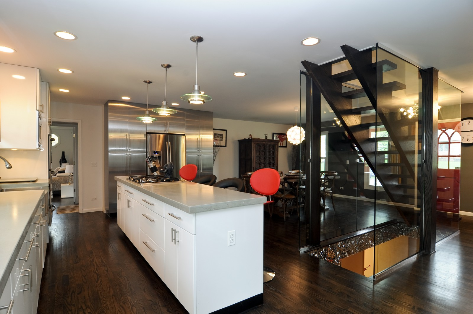 Real Estate Photography - 618 Hill St, Barrington, IL, 60010 - Kitchen / Breakfast Room