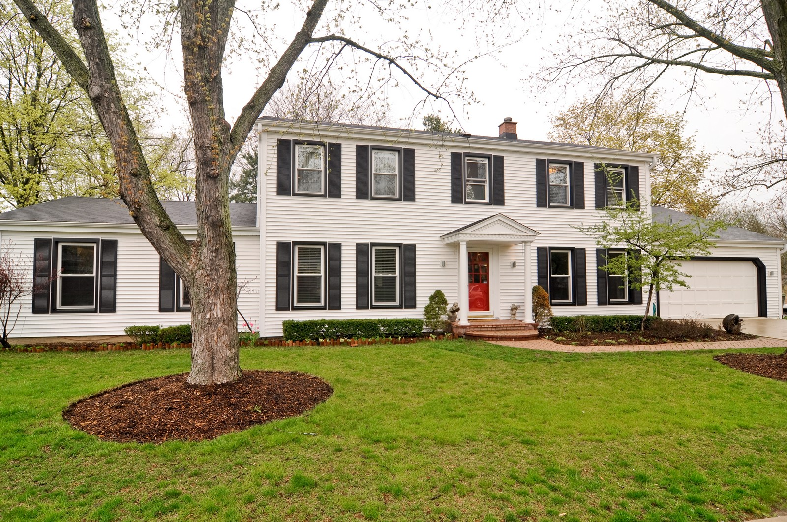 Real Estate Photography - 618 Hill St, Barrington, IL, 60010 - Front View