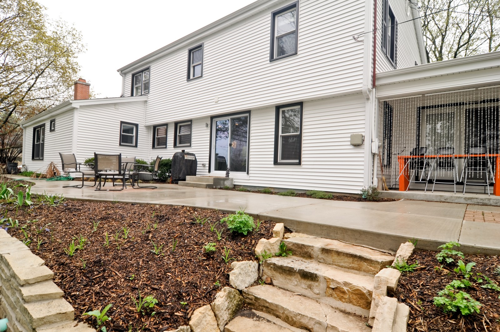 Real Estate Photography - 618 Hill St, Barrington, IL, 60010 - Patio
