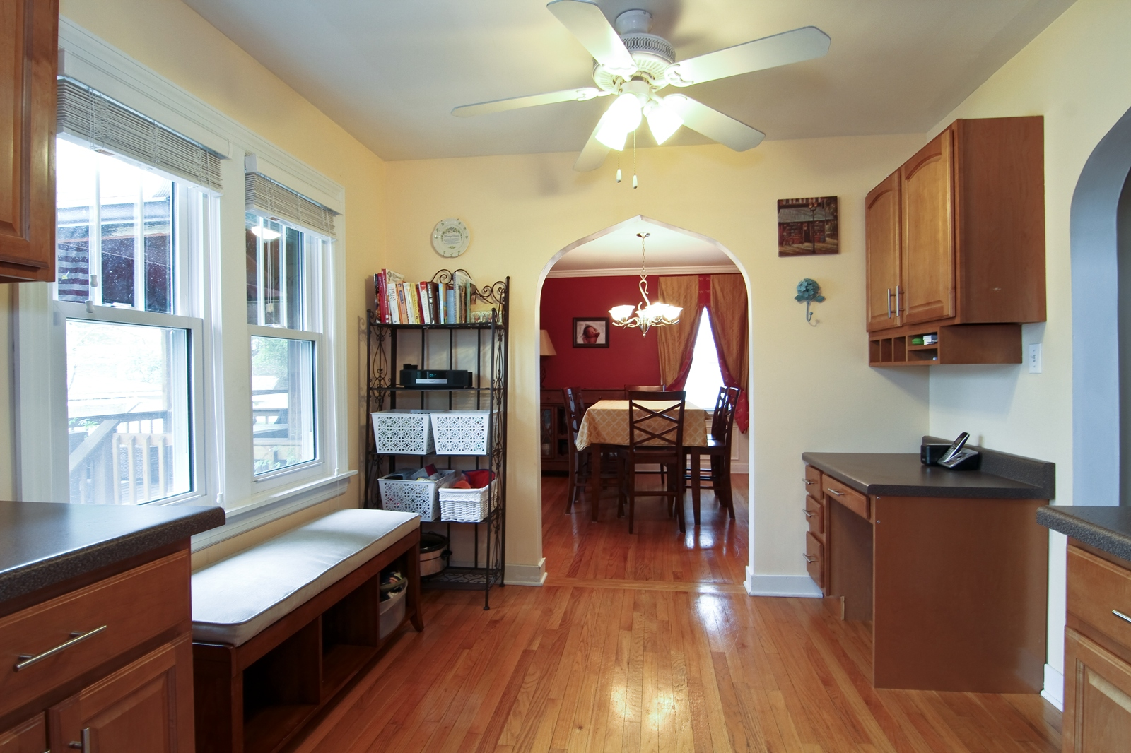 Real Estate Photography - 4244 N Lindley St, Downers Grove, IL, 60515 - Kitchen