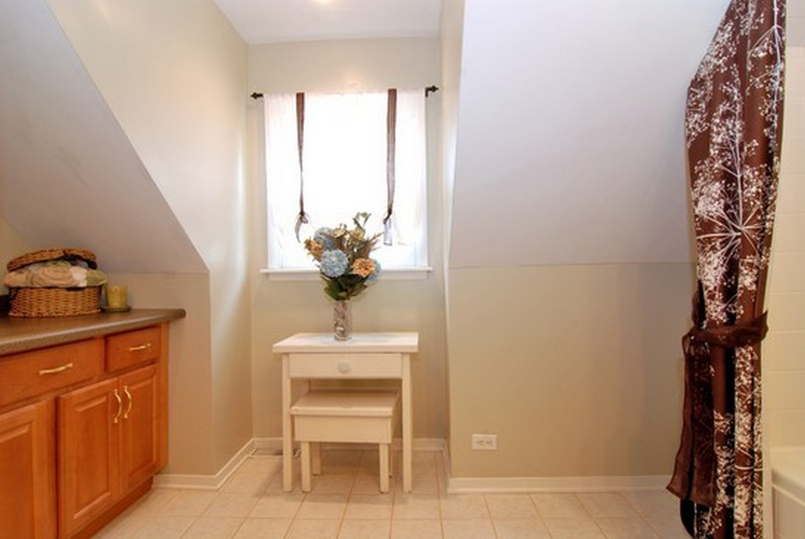 Real Estate Photography - 4244 N Lindley St, Downers Grove, IL, 60515 - Master Bath