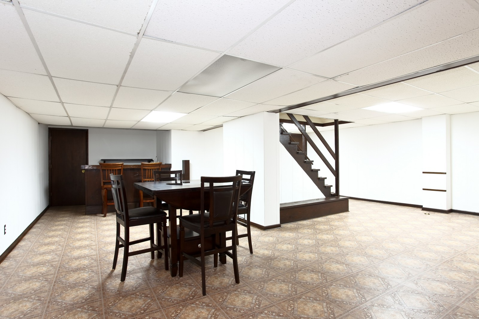 Real Estate Photography - 1018 Thunderbird Ln, Naperville, IL, 60563 - Basement