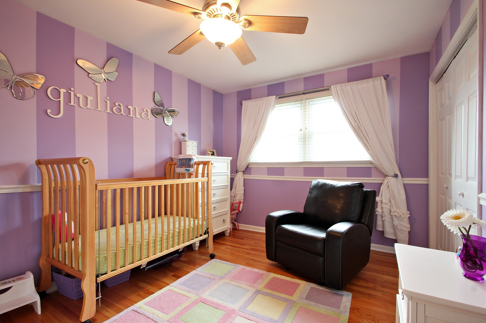 Real Estate Photography - 1040 62nd Pl, Downers Grove, IL, 60516 - 2nd Bedroom