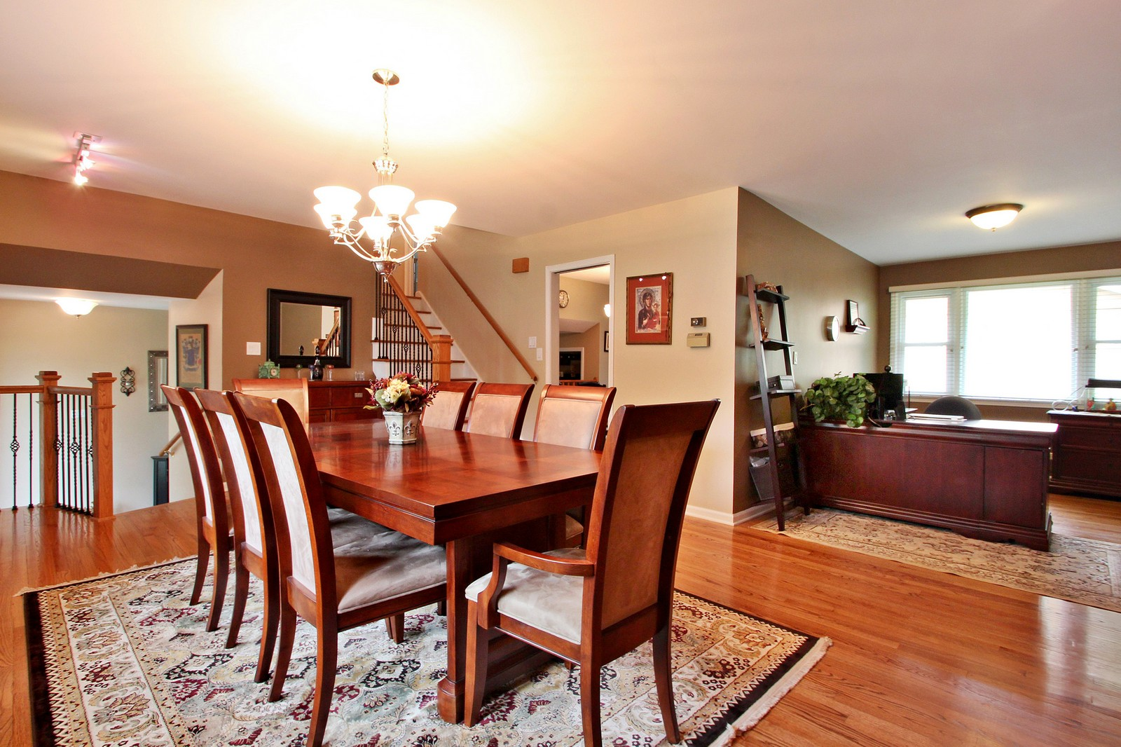 Real Estate Photography - 1040 62nd Pl, Downers Grove, IL, 60516 - Dining Room