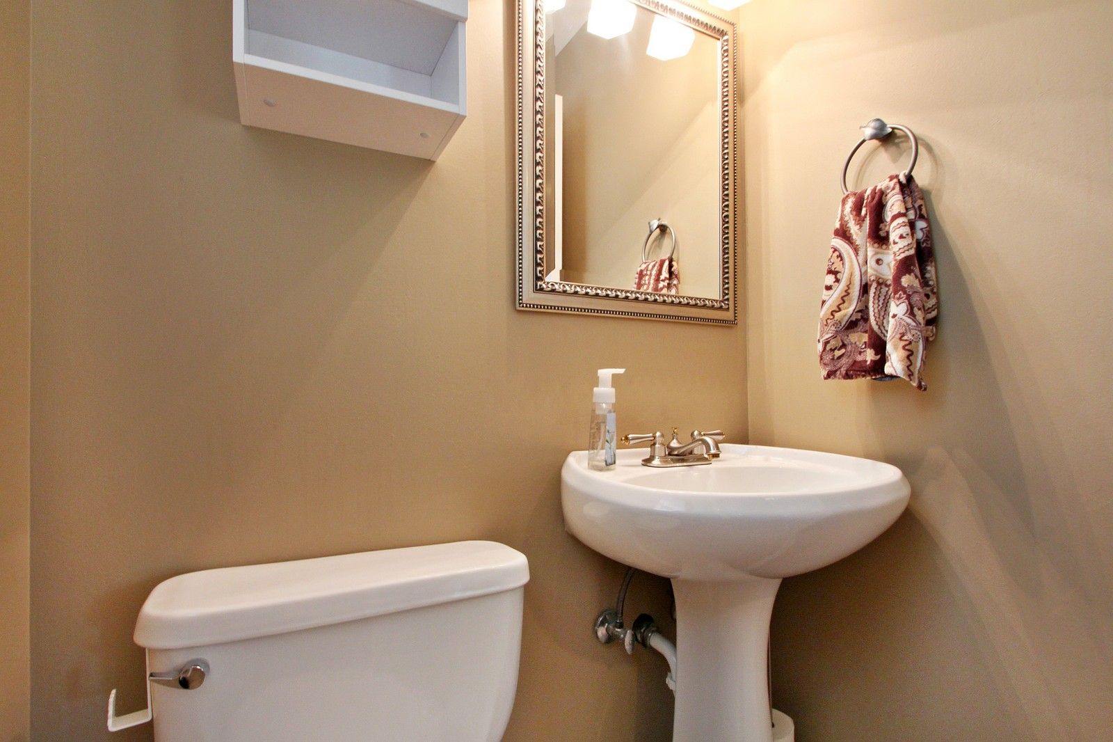 Real Estate Photography - 1040 62nd Pl, Downers Grove, IL, 60516 - 2nd Bathroom