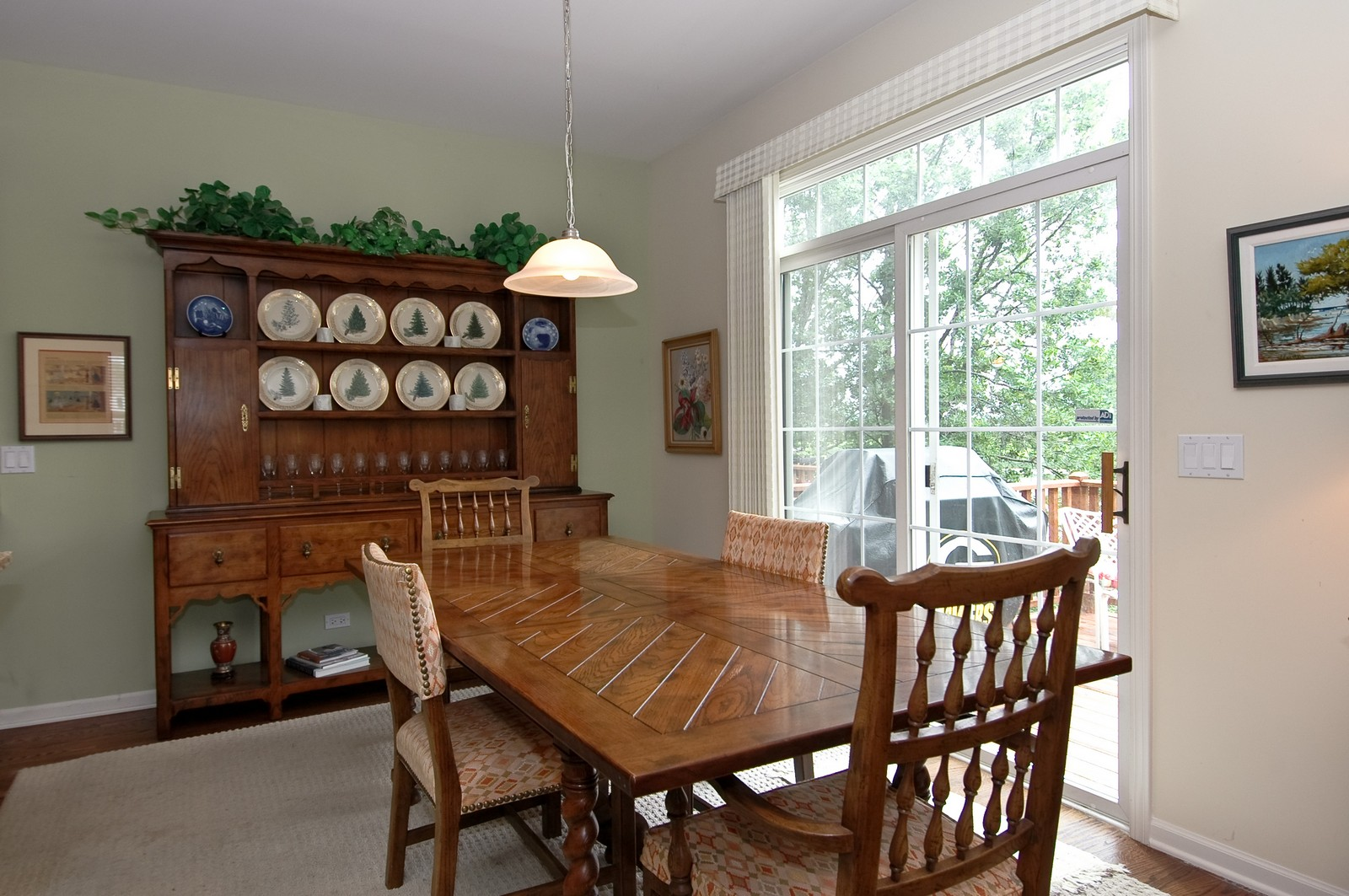 Real Estate Photography - 21899 W Tori Ln, Deer Park, IL, 60010 - Dining Room