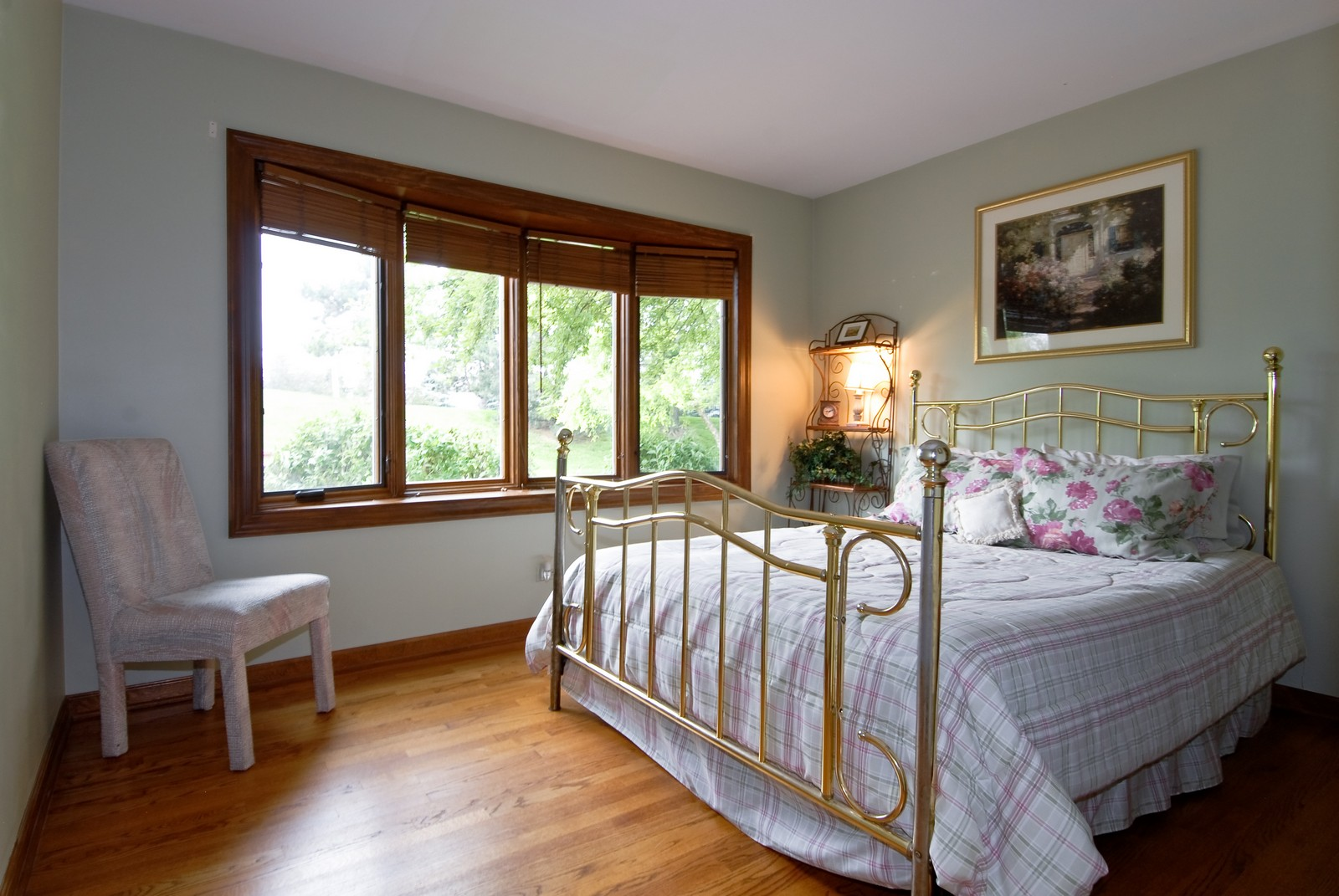 Real Estate Photography - 3942 Broadmoor Circle, Naperville, IL, 60564 - 2nd Bedroom