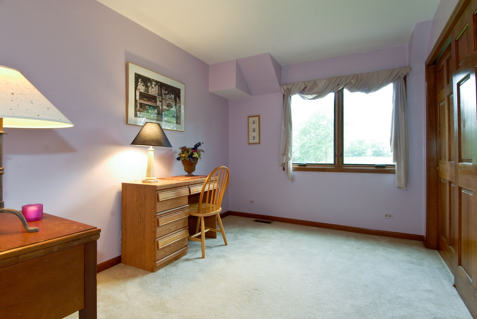 Real Estate Photography - 3942 Broadmoor Circle, Naperville, IL, 60564 - 3rd Bedroom