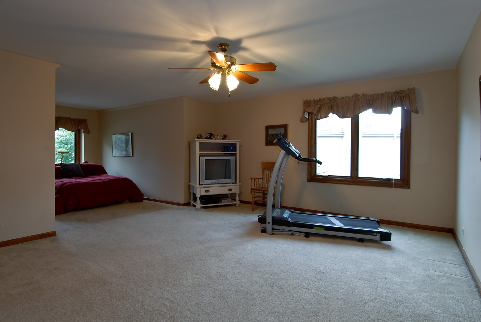 Real Estate Photography - 3942 Broadmoor Circle, Naperville, IL, 60564 - 4th Bedroom