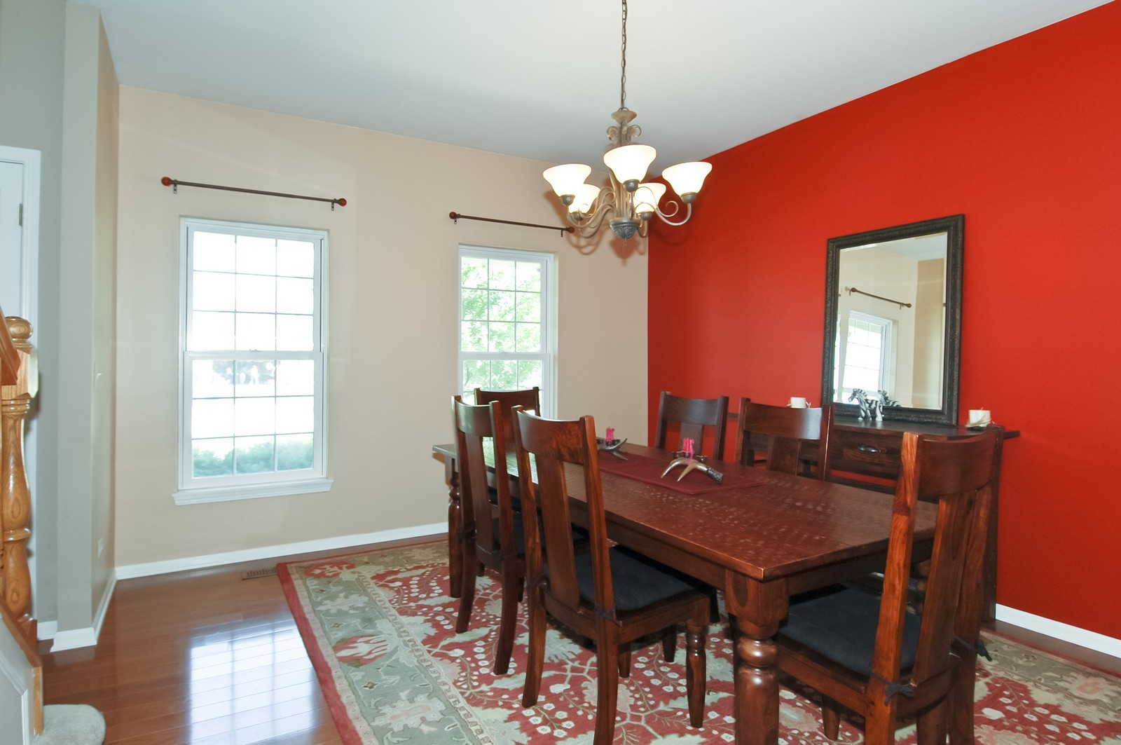 Real Estate Photography - 3521 Buckboard Dr, Algonquin, IL, 60102 - Dining Room