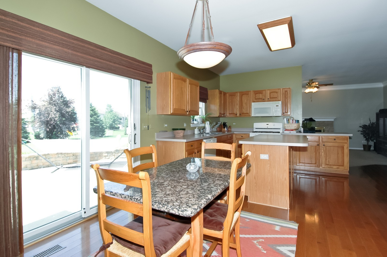 Real Estate Photography - 3521 Buckboard Dr, Algonquin, IL, 60102 - Kitchen
